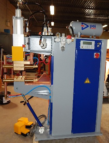 3 Phase & Mid Frequency DC Welder